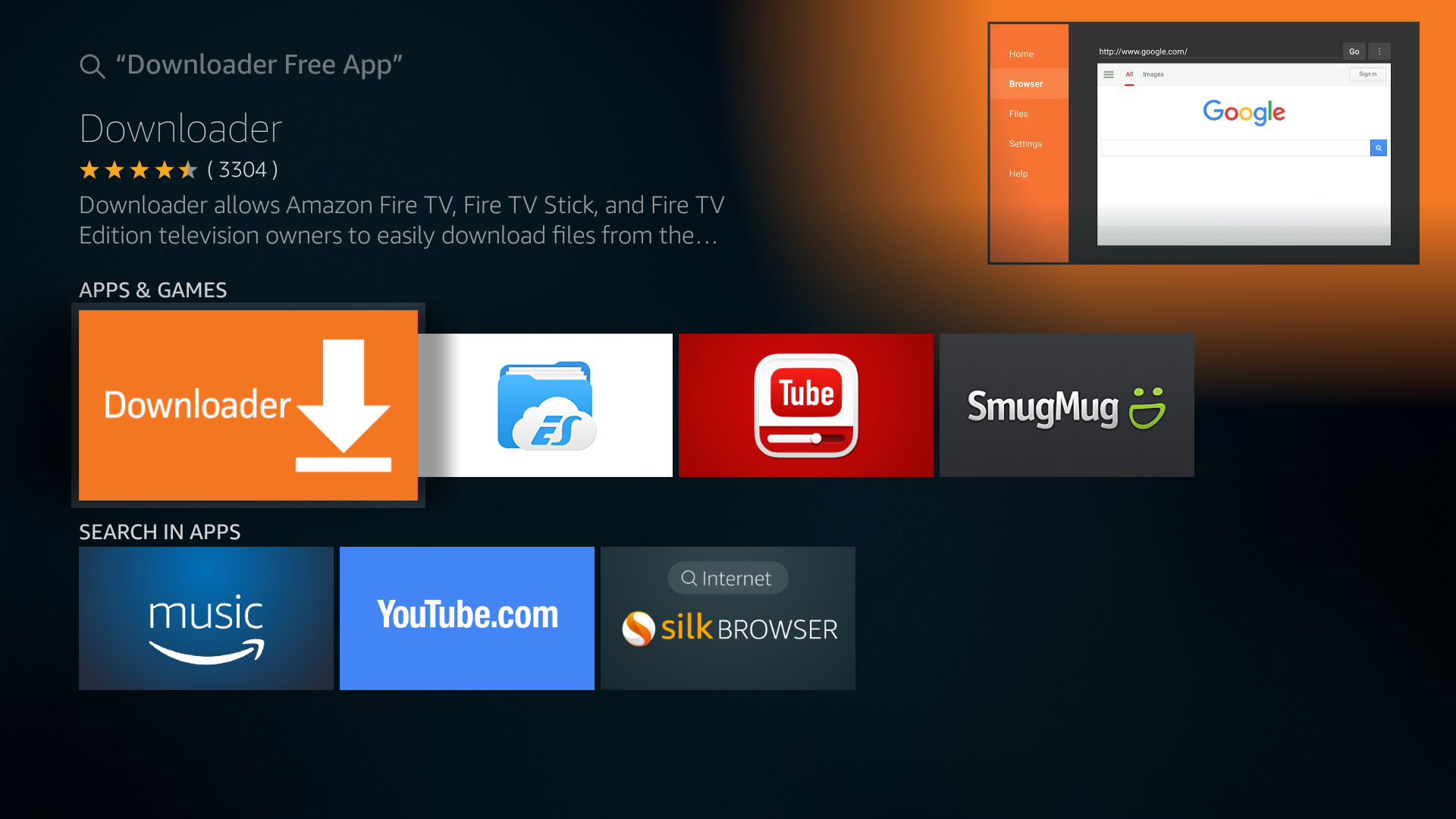 Fully Loaded Fire TV with Kodi and Smart Streamz